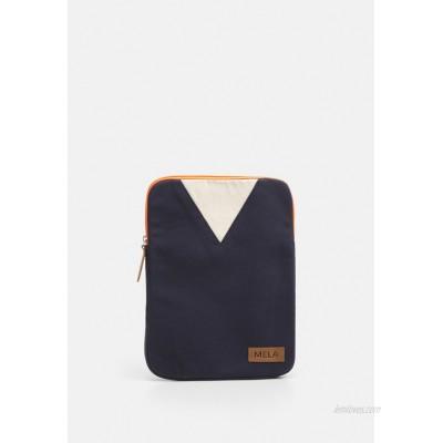 Melawear Laptop bag blue/orange/dark blue