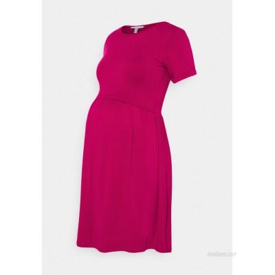 Envie de Fraise LIMBO Jersey dress raspberry/red