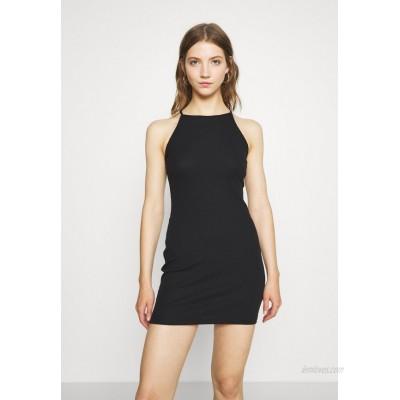 Even&Odd Jersey dress black