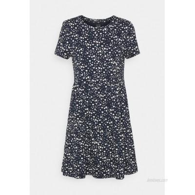 GAP TIERED  Jersey dress navy/dark blue