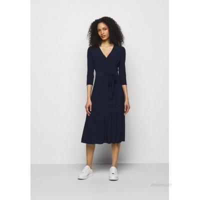 Lauren Ralph Lauren MID WEIGHT DRESS Jersey dress lighthouse navy/dark blue