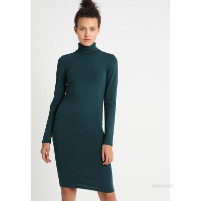 Modström TANNER DRESS Shift dress bottle green/dark green