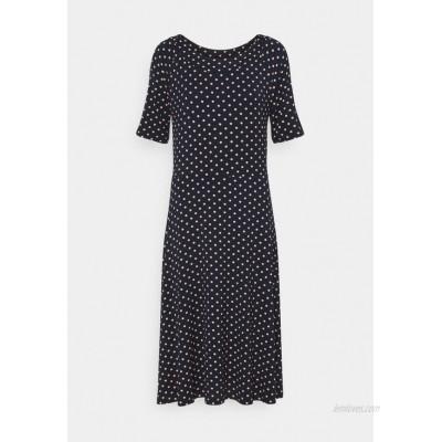 Nümph NUKORA DRESS Maxi dress dark sapphire/dark blue