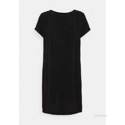 Vila VIPRIMERA TSHIRT DRESS Jersey dress black