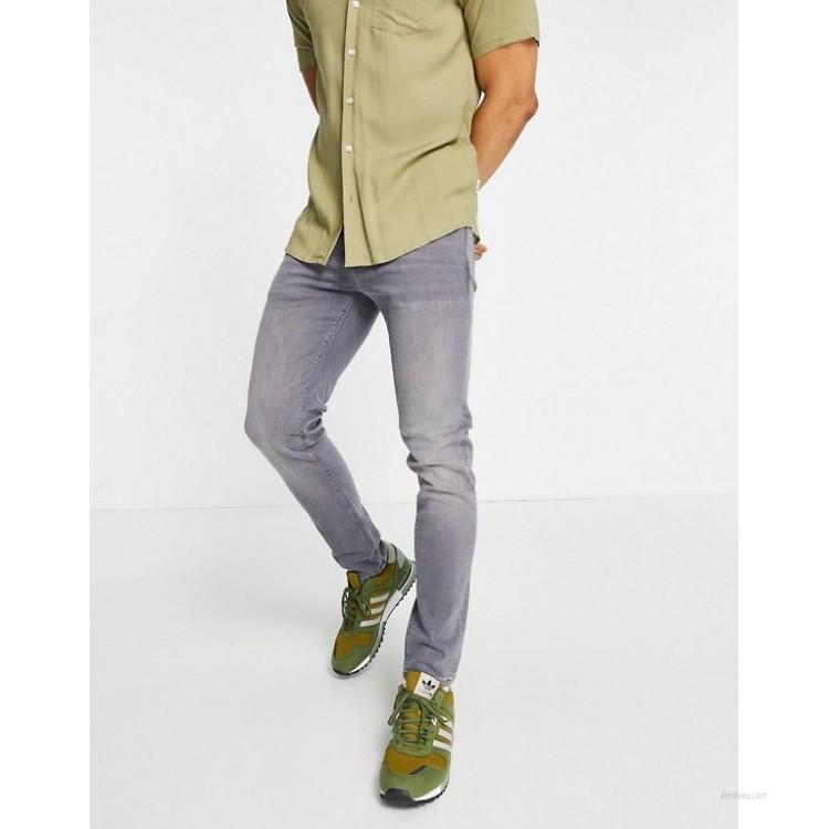 River Island skinny jeans in grey