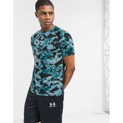 Under Armour t-shirt in camo green