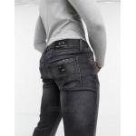 Armani Exchange J13 slim jeans in grey