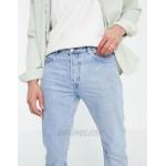 Weekday Pine Jeans in Summer Blue