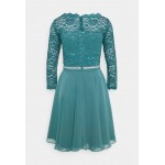 Swing Cocktail dress / Party dress hydro/green