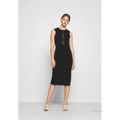 WAL G. SAVANNAH MIDI DRESS Cocktail dress / Party dress black