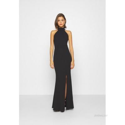 WAL G. HALTER NECK DRESS Occasion wear black