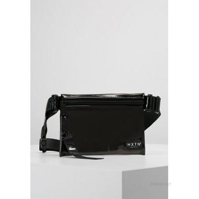 HXTN Supply PRIME CROSSBODY UNISEX - Across body bag - optic black/black