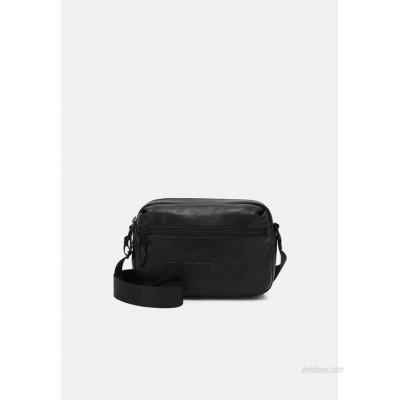Replay SOFT BAG UNISEX - Across body bag - black