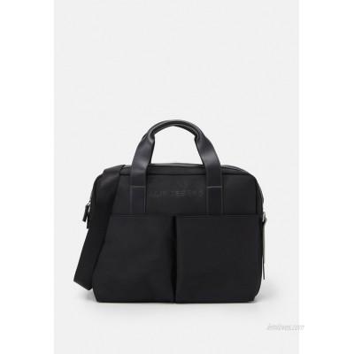 J.LINDEBERG COMPUTER BAG UNISEX - Briefcase - black