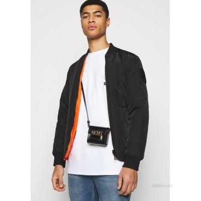 GCDS CUBE BAG UNISEX - Across body bag - black