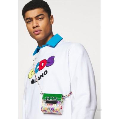 GCDS CUBE BAG UNISEX - Across body bag - multicolor/multi-coloured