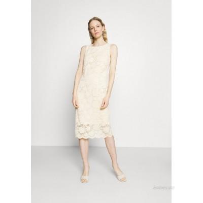 Esprit Collection DRESS Shift dress cream beige/beige