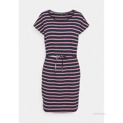 Vero Moda VMAPRIL SHORT DRESS Jersey dress navy blazer/dark blue