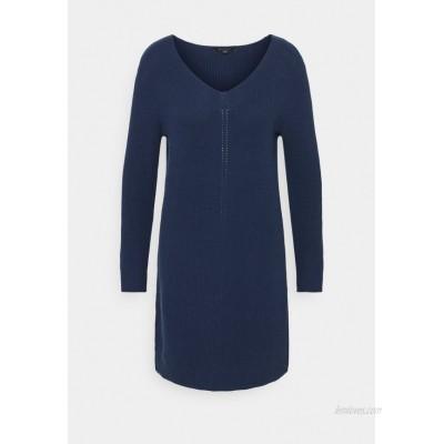 comma Jumper dress dark blue