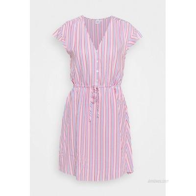 GAP DRESS Denim dress blue/pink/pink