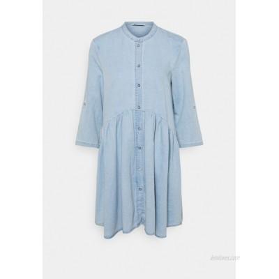 ONLY ONLCHICAGO  Denim dress light blue denim/lightblue denim