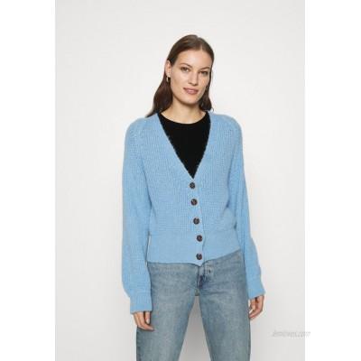 Fabienne Chapot STARRY CARDIGAN Cardigan ice blue/blue